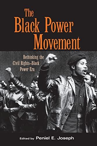 9780415945967: The Black Power Movement: Rethinking the Civil Rights-Black Power Era