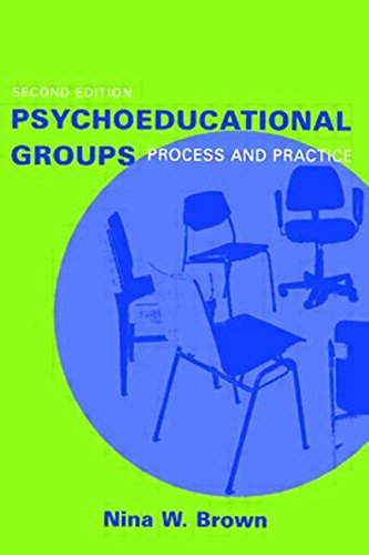 9780415946025: Psychoeducational Groups: Process and Practice