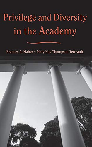 9780415946643: Privilege and Diversity in the Academy