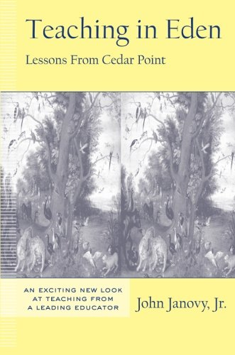 9780415946674: Teaching in Eden: Lessons from Cedar Point
