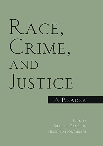 9780415947060: Race, Crime, and Justice: A Reader