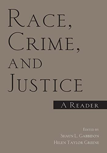 9780415947077: Race, Crime, and Justice: A Reader