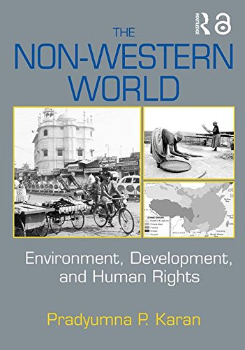 9780415947145: The Non-Western World: Environment, Development and Human Rights