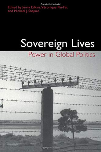 9780415947367: Sovereign Lives