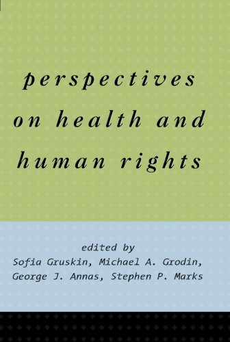 9780415948074: Perspectives on Health and Human Rights