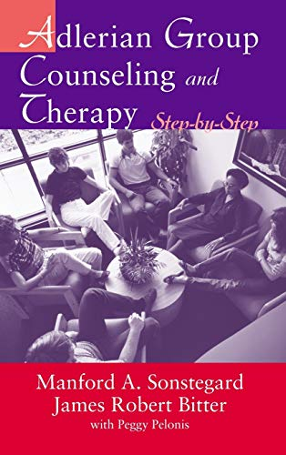 9780415948203: Adlerian Group Counseling and Therapy: Step-by-Step