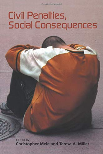 9780415948241: Civil Penalties, Social Consequences