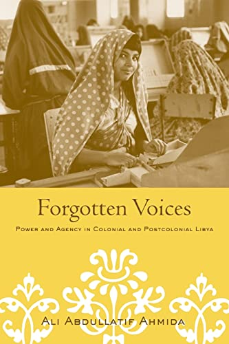 9780415949873: Forgotten Voices: Power and Agency in Colonial and Postcolonial Libya