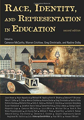 9780415949934: Race, Identity, and Representation in Education (Critical Social Thought)