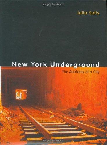 9780415950138: New York Underground: The Anatomy of a City