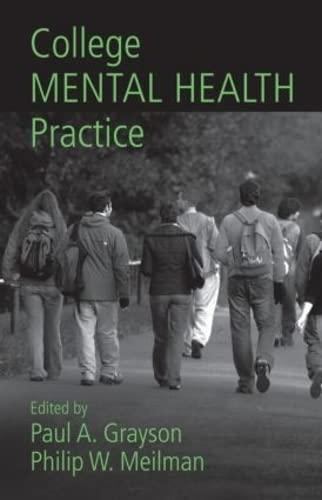 9780415951197: College Mental Health Practice