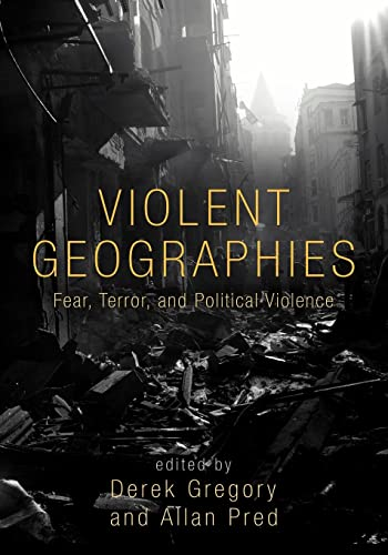 9780415951470: Violent Geographies Fear, Terror, and Political Violence