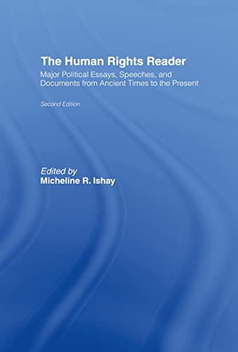 9780415951593: The Human Rights Reader: Major Political Essays, Speeches, and Documents from Ancient Times to the Present, Second Edition