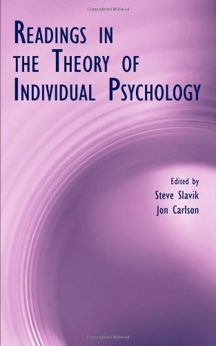 9780415951685: Readings in the Theory of Individual Psychology