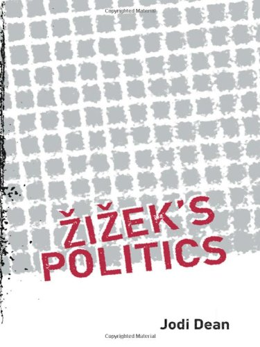 9780415951760: Zizek's Politics