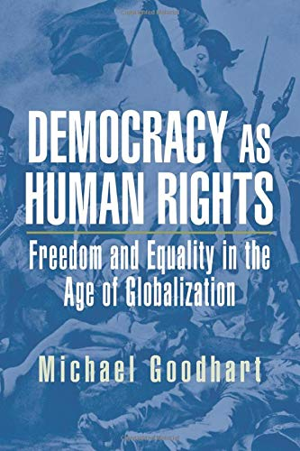 9780415951784: Democracy as Human Rights: Freedom and Equality in the Age of Globalization