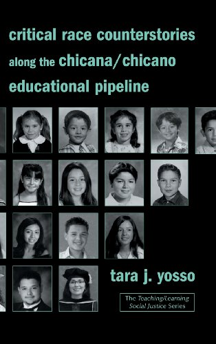 9780415951951: Critical Race Counterstories along the Chicana/Chicano Educational Pipeline (Teaching Learning Social Justice)