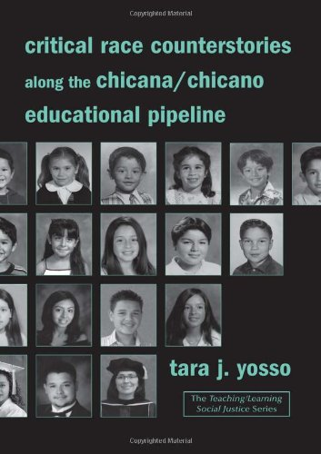 9780415951968: Critical Race Counterstories along the Chicana/Chicano Educational Pipeline (Teaching/Learning Social Justice)