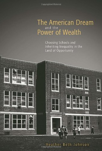 The American Dream and the Power of: Johnson, Heather Beth