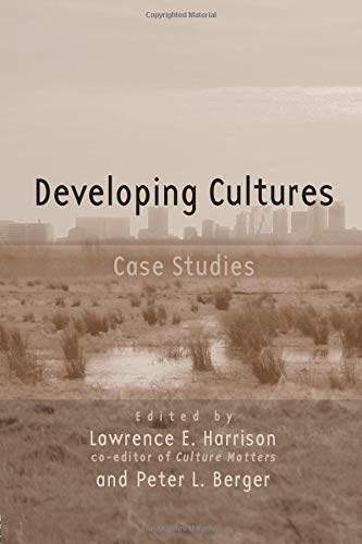 9780415952804: Developing Cultures: Case Studies