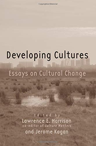 9780415952828: Developing Cultures: Essays on Cultural Change