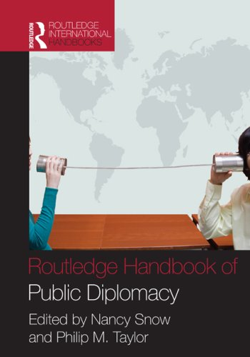 9780415953016: Routledge Handbook of Public Diplomacy