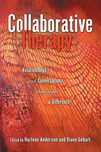 9780415953276: Collaborative Therapy: Relationships and Conversations That Make a Difference