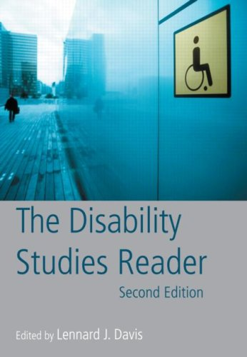 9780415953337: The Disability Studies Reader (English, Dutch and Italian Edition)