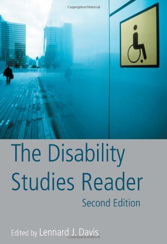 9780415953344: The Disability Studies Reader