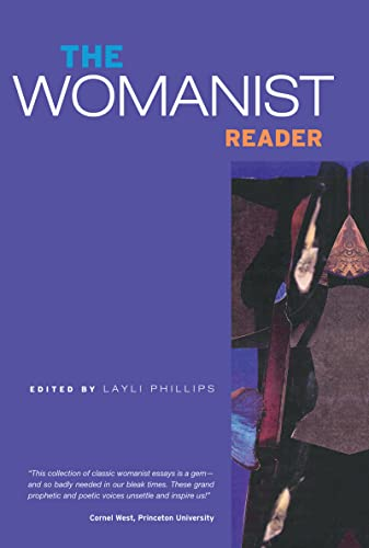 9780415954105: The Womanist Reader: The First Quarter Century of Womanist Thought