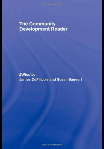 9780415954297: The Community Development Reader