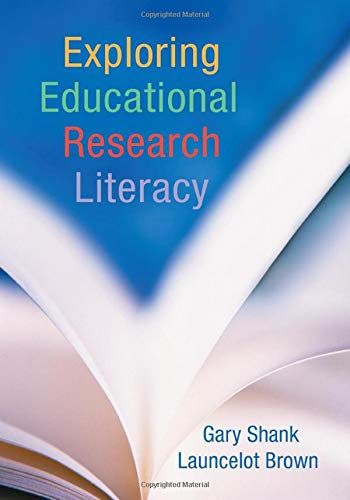 9780415955263: Exploring Educational Research Literacy