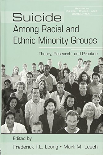 9780415955324: Suicide Among Racial and Ethnic Minority Groups: Theory, Research, and Practice (Series in Death, Dying, and Bereavement)