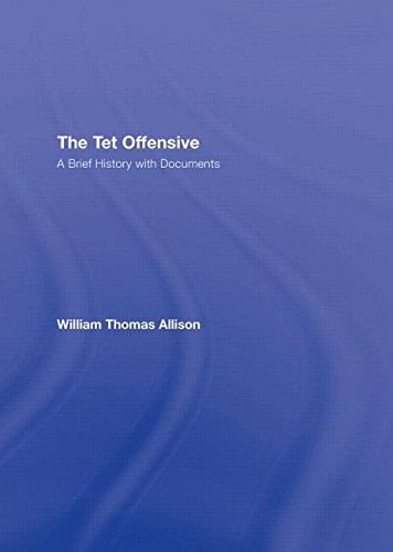 the political and psychological impact of the tet offensive on the vietnamese in 1968