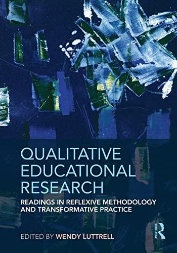 9780415957960: Qualitative Educational Research