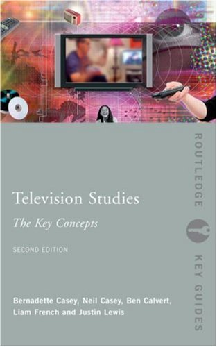 9780415958097: Television Studies: Key Critical Approaches