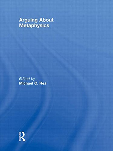 9780415958257: Arguing About Metaphysics (Arguing About Philosophy)