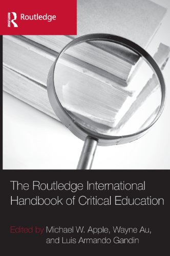 9780415958615: The Routledge International Handbook of Critical Education (Routledge International Handbooks of Education)