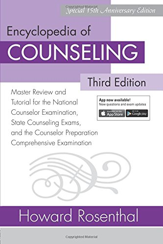 9780415958622: Encyclopedia of Counseling: Master Review and Tutorial for the National Counselor Examination, State Counseling Exams, and the Counselor Preparation Comprehensive Examination (Volume 1)