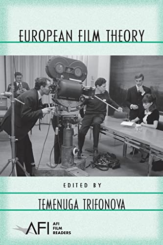 European Film Theory (AFI Film Readers): Temenuga Trifonova