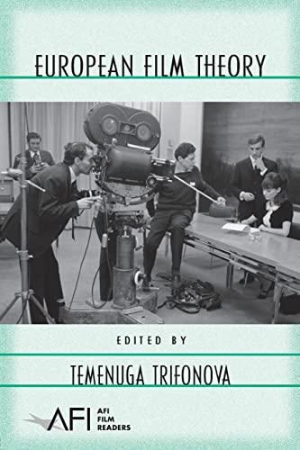 9780415960441: European Film Theory (AFI Film Readers)