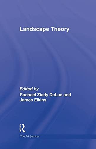 9780415960533: Landscape Theory (The Art Seminar)