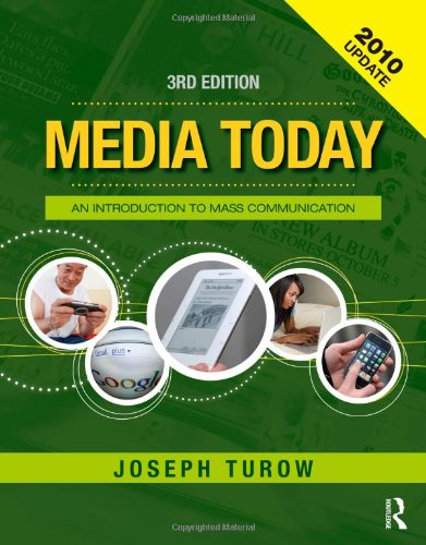 9780415960595: Media Today: An Introduction to Mass Communication