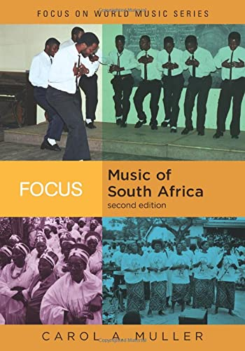 9780415960694: Focus: Music of South Africa (Focus on World Music Series)