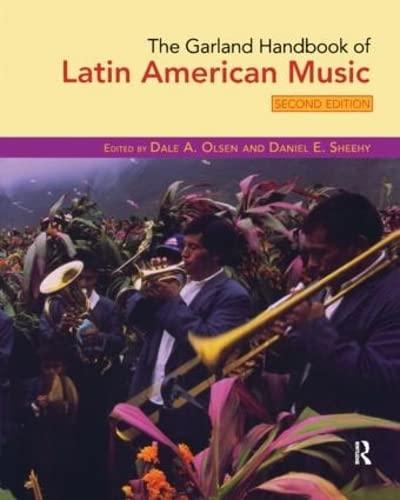 9780415961011: The Garland Handbook of Latin American Music