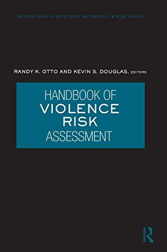 9780415962148: Handbook of Violence Risk Assessment (International Perspectives on Forensic Mental Health)