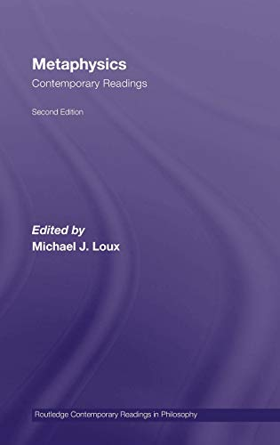 9780415962377: Metaphysics: Contemporary Readings: 2nd Edition (Routledge Contemporary Readings in Philosophy)