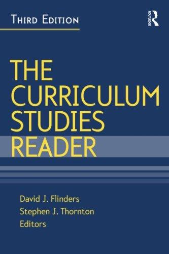 9780415963220: The Curriculum Studies Reader