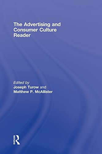 9780415963299: The Advertising and Consumer Culture Reader