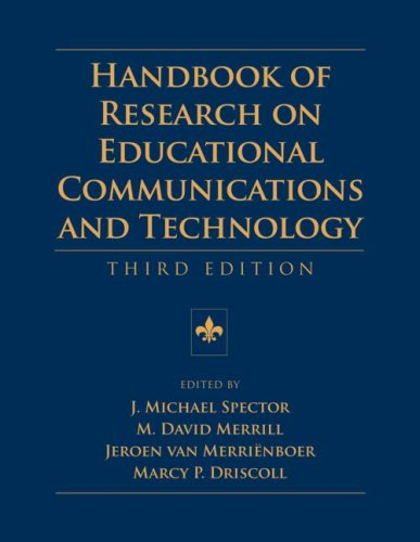 9780415963381: Handbook of Research on Educational Communications and Technology: Third Edition (AECT Series)